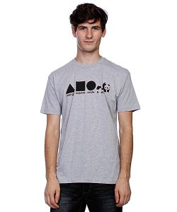 Enjoi | Футболка Shapes Premium Heather Grey