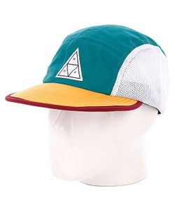 Huf | Бейсболка Пятипанелька Scout Volley Teal