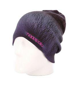 Hoppipolla | Шапка Носок Eiki Helgason Pink/Purple