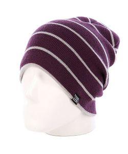 Hoppipolla | Шапка Носок Prir Purple/White