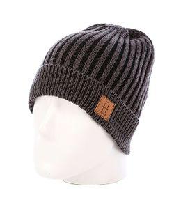 Hoppipolla | Шапка Носок Stale Sandbech Grey/Black