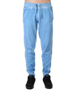 Urban Classics | Штаны Прямые Ss14 Spray Dye Sweatpants Sky Blue