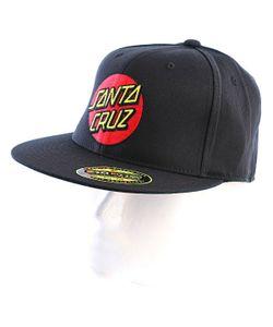 Santa Cruz | Бейсболка Classic Dot Ff Black