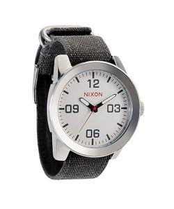 Nixon | Часы Corporal White