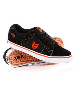 Vox | Кеды Кроссовки Duffy Black/Orange/White