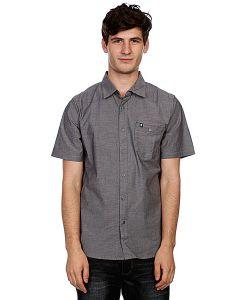 Omit | Рубашка Taker Black