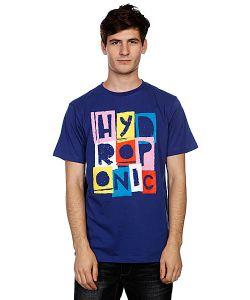 Hydroponic | Футболка Type Box True Blue