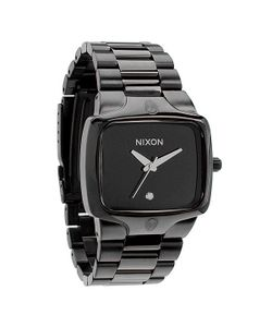 Nixon | Часы Player All Black
