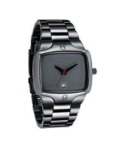 Nixon | Часы Player Gunmetal