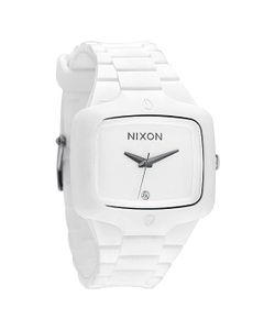 Nixon | Часы Rubber Player White