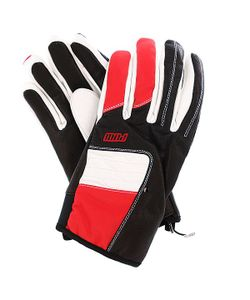 Pow | Перчатки Сноубордические Villain Glove Red