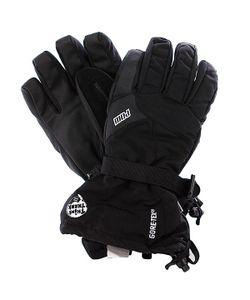 Pow | Перчатки Сноубордические Warner Glove Gtx Black