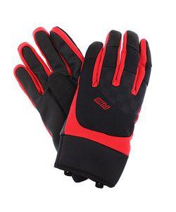 Pow | Перчатки Сноубордические Zerow Glove Red