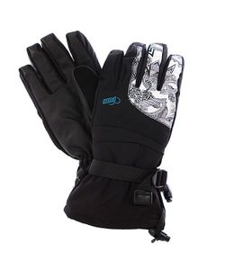 Pow | Перчатки Сноубордические Женские Ws Falon Glove Blue