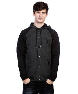Matix | Куртка Бомбер Gloetrotter Fleece Black