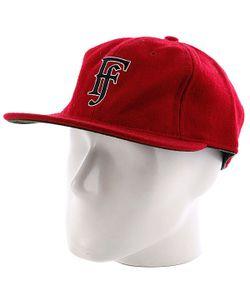 Cooperstown | Бейсболка Ballcaps Furfur Rusland Cardinal