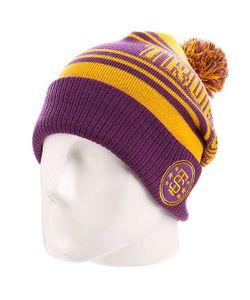 Truespin | Шапка С Помпоном True Spin Baseball Pom Yellow/Purple
