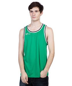 K1X | Майка Hardwood Double X Jersey Green/White