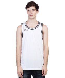 K1X | Майка Hardwood Double X Jersey White/Anthracite