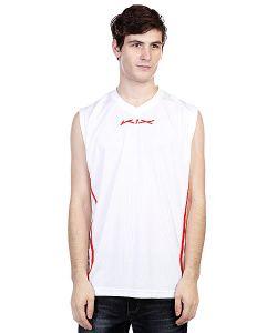 K1X | Футболка Hardwood League Uniform Jersey White/True Red