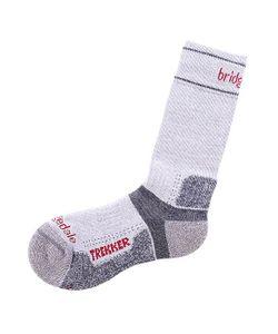 Bridgedale | Носки Средние Женские Endurance Trekker Silver/Grey