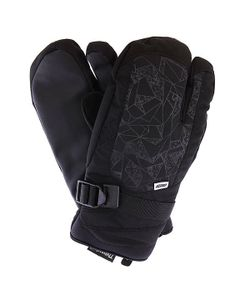 Pow | Перчатки Villain Glove Black