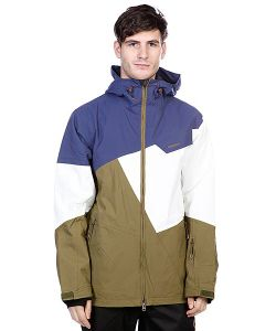Zimtstern | Куртка Snow Jacket Gates Men Olive