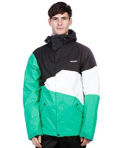 Zimtstern | Куртка Snow Jacket Inventor Men Green