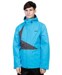 Zimtstern | Куртка Snow Jacket Vega Men Blue/Dark Grey