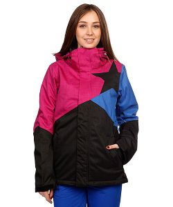 Zimtstern | Куртка Женская Snow Jacket Sarin Women Black