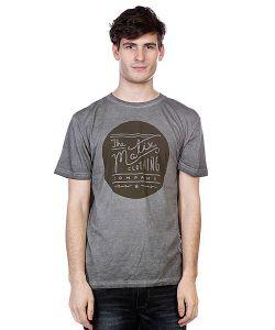 Matix   Футболка Rollers T-Shirt Silver