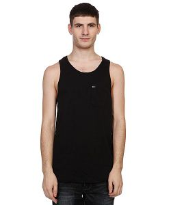 K1X | Майка Pocket Tank Top Black