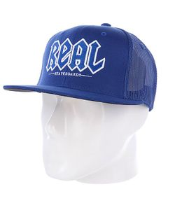 Real | Кепка Deeds Trucker Blue