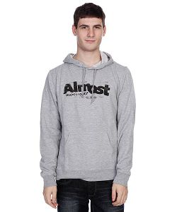 Almost | Кенгуру Screen Works Pullover Heather Grey