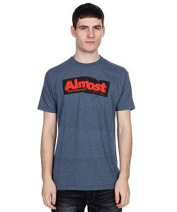 Almost | Футболка Bent Out Navy Heather