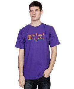 Enjoi | Футболка Outlines Purple