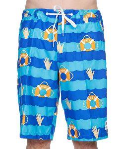 Enjoi | Шорты Пляжные Cant Swim Trunk Blue