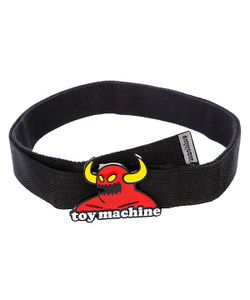 Toy Machine | Ремень Monster Buckle Belt Black