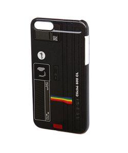 Cliche | Чехол Для Iphone Polaroid Feather Iphone 5 Incipio Black
