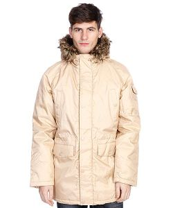 Today | Куртка Парка Oxford Parka Old Beige