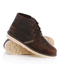Element | Ботинки Bannock Vibram Walnut
