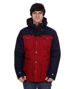 Element | Куртка Зимняя Hemlock Crimson Red