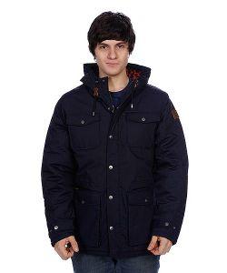 Element | Куртка Зимняя Hemlock Navy Blue