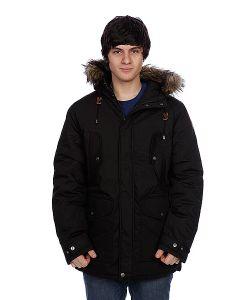 Element | Куртка Парка Oakhill Black