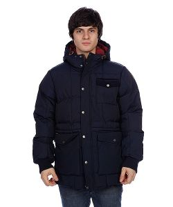 Element | Куртка Пуховик Dudley Navy Blue