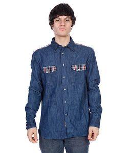 Element | Рубашка Sudbury Indigo