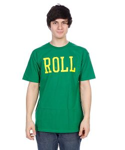 Real | Футболка Roll Green/Yellow