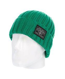 Element | Шапка Вязаная Counter Beanie Celtic Green