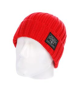 Element | Шапка Вязаная Counter Beanie Orange Red
