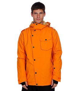 Colour Wear   Куртка Cap Jacket Rusty Orange